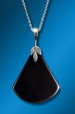 Body Shield: Simply Elegant - Falling Leaves Black