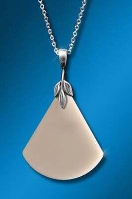 Body Shield: Simply Elegant - Falling Leaves White