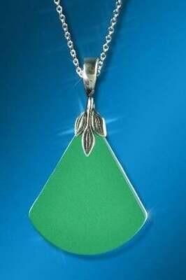 Body Shield: Simply Elegant - Falling Leaves Emerald