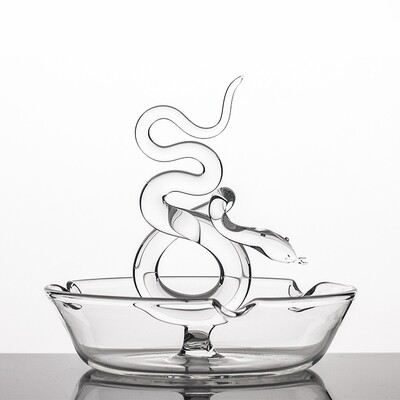 Ashtray - Serpentine Collection