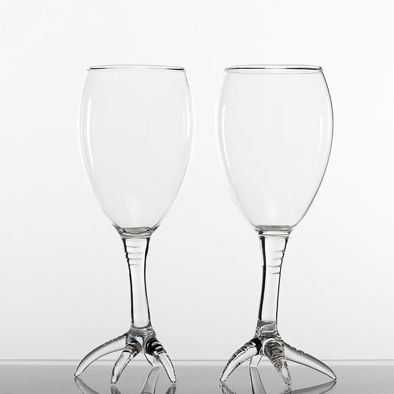 Hand Blown Glasses - Gajna Set