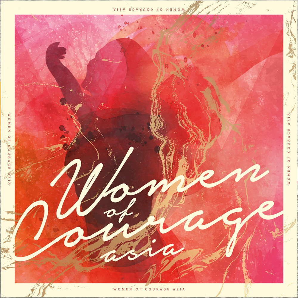 Women of Courage Scarf - Limited Edition