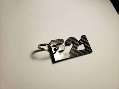 E21 BMW keychain