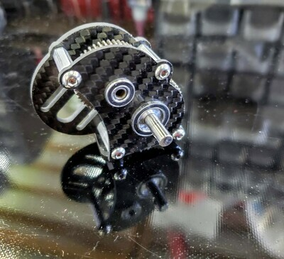 Slider transmission