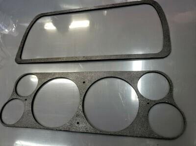 E21 gauge cluster plate