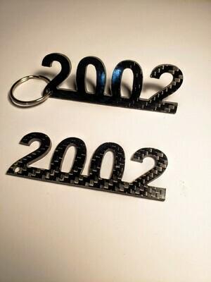 2002 E10 BMW keychain