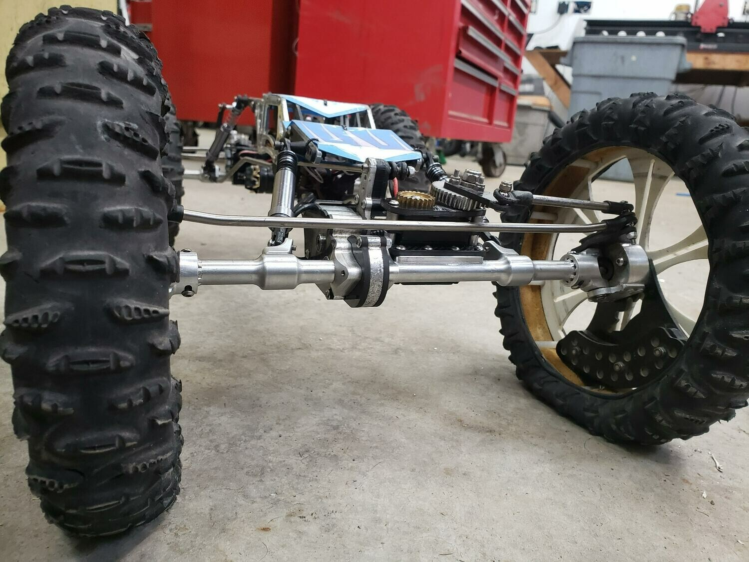 Super class SuperLite axles (Out of stock)