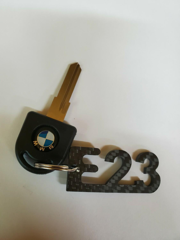 BMW E23 Key Chain 733 735 745