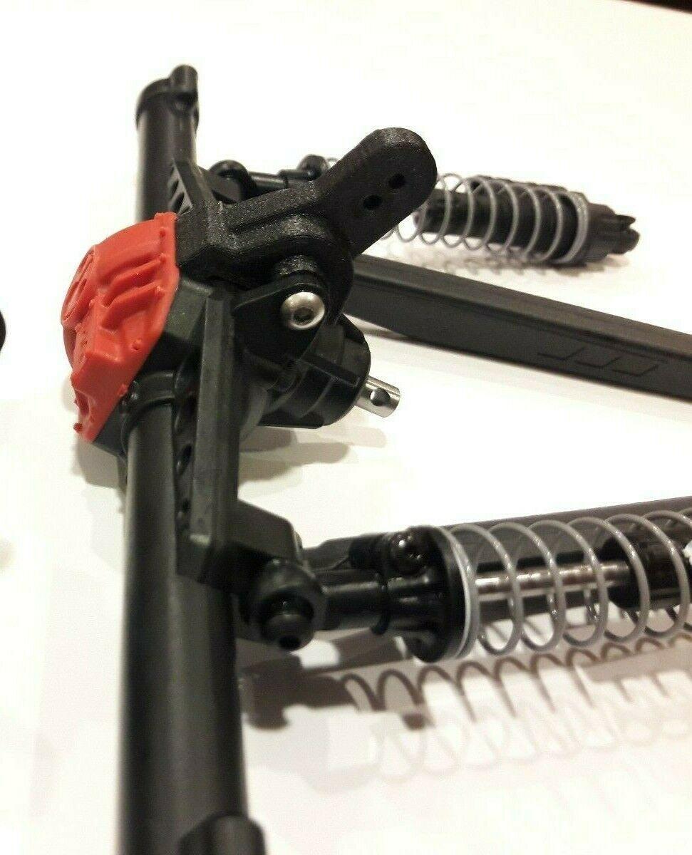 AR44 Link Riser SCX10ii Rear