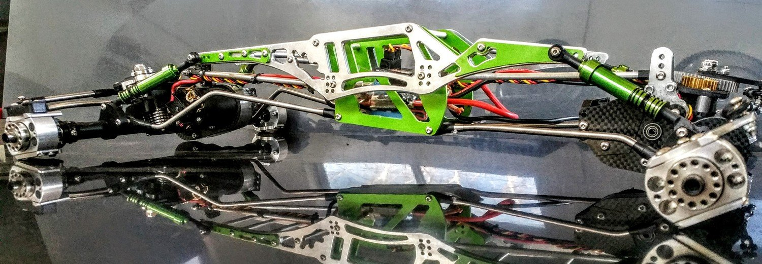 Dlux Pancho SUPER Chassis