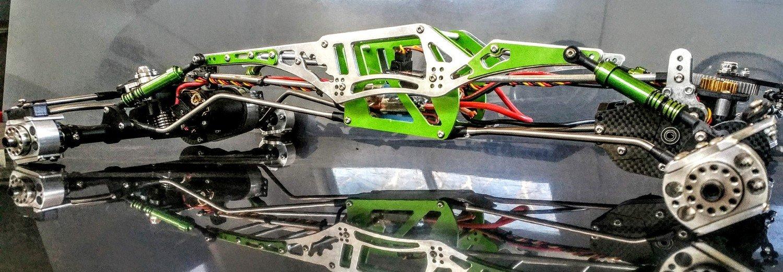 Dlux SUPER kit cars