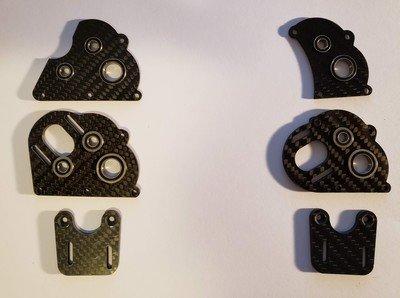 CF transmission parts