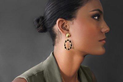 Amulet Earring