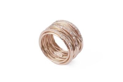 MATTIOLI TIBET DIAMOND RING