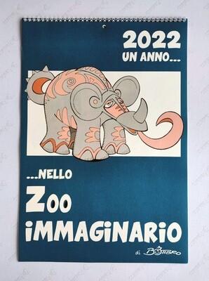 Calendario 2022 Luciano Bottaro