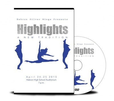 Silver Wings Highlights DVD 2015