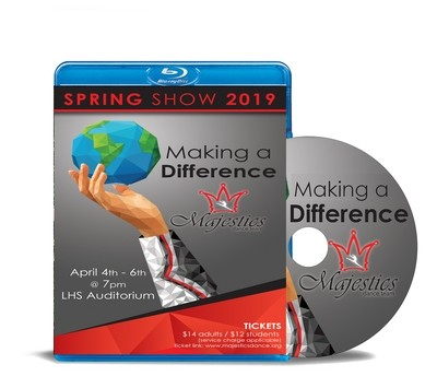 Lovejoy Majestics - Blu-ray Making a Difference