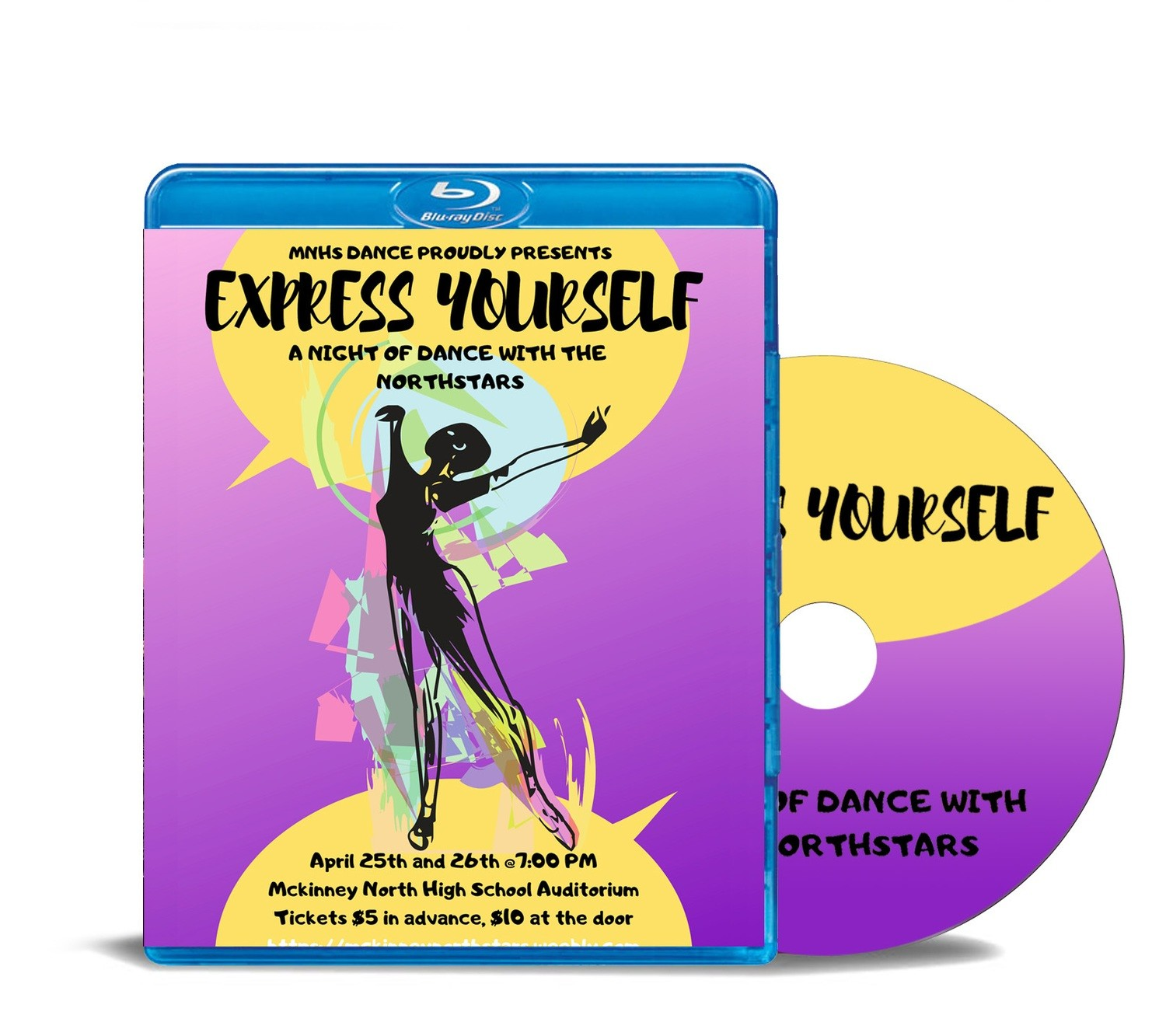 Northstars 2019- Express Yourself - Blu-ray