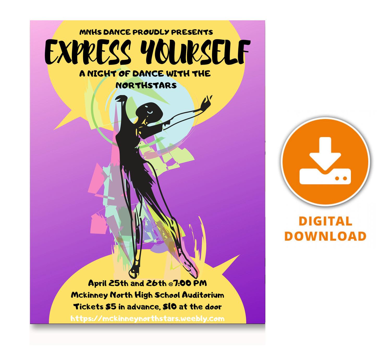 Northstars 2019- Express Yourself  Digital Download