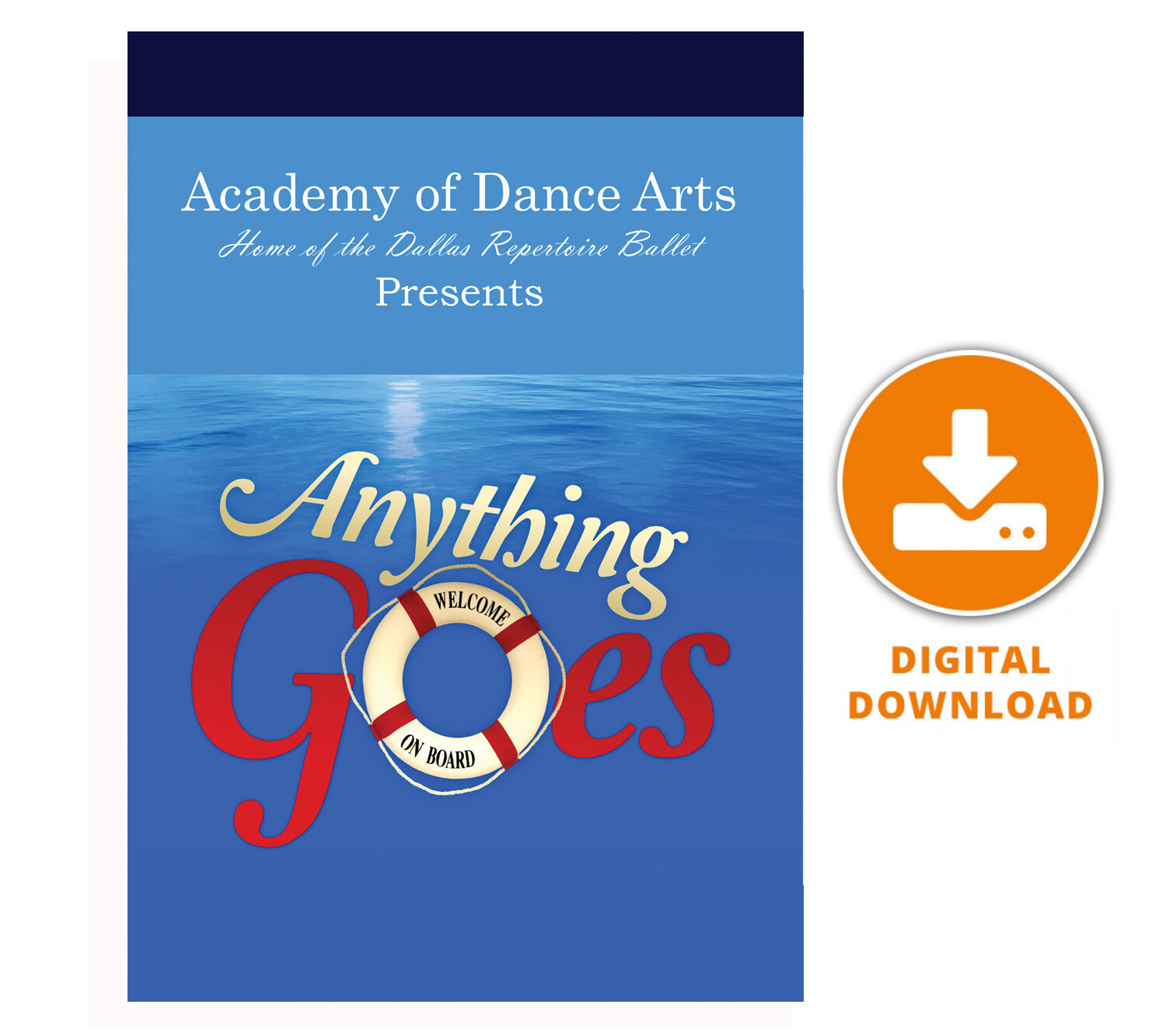 Anything Goes 2019 Digital Download