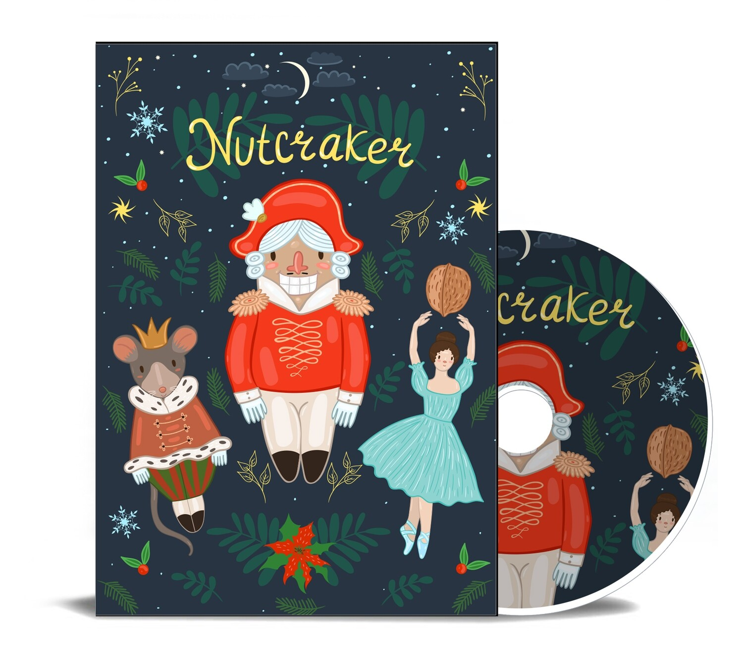 Pure Movement 2019 - The Nutcracker Compilation  - DVD
