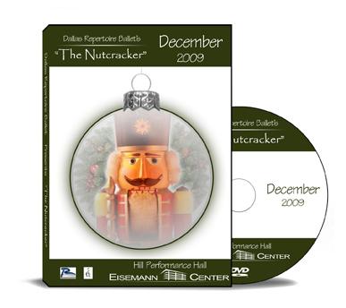 The Nutcracker 2009 DVD