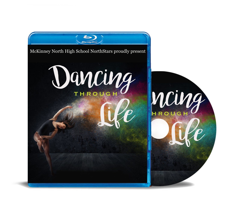 Northstars 2017- Dancing Through Life- Blu-ray