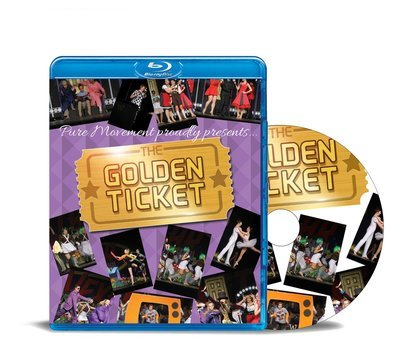 Pure Movement 2017 The Golden Ticket Blu-ray