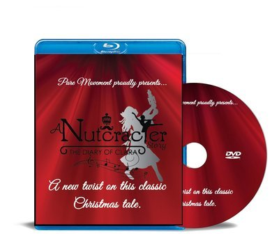 Pure Movement 2017 - The Nutcracker Compilation - Blu-ray