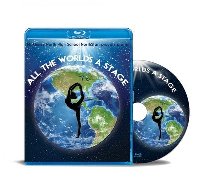 Northstars 2018- All The Worlds A Stage - Blu-ray