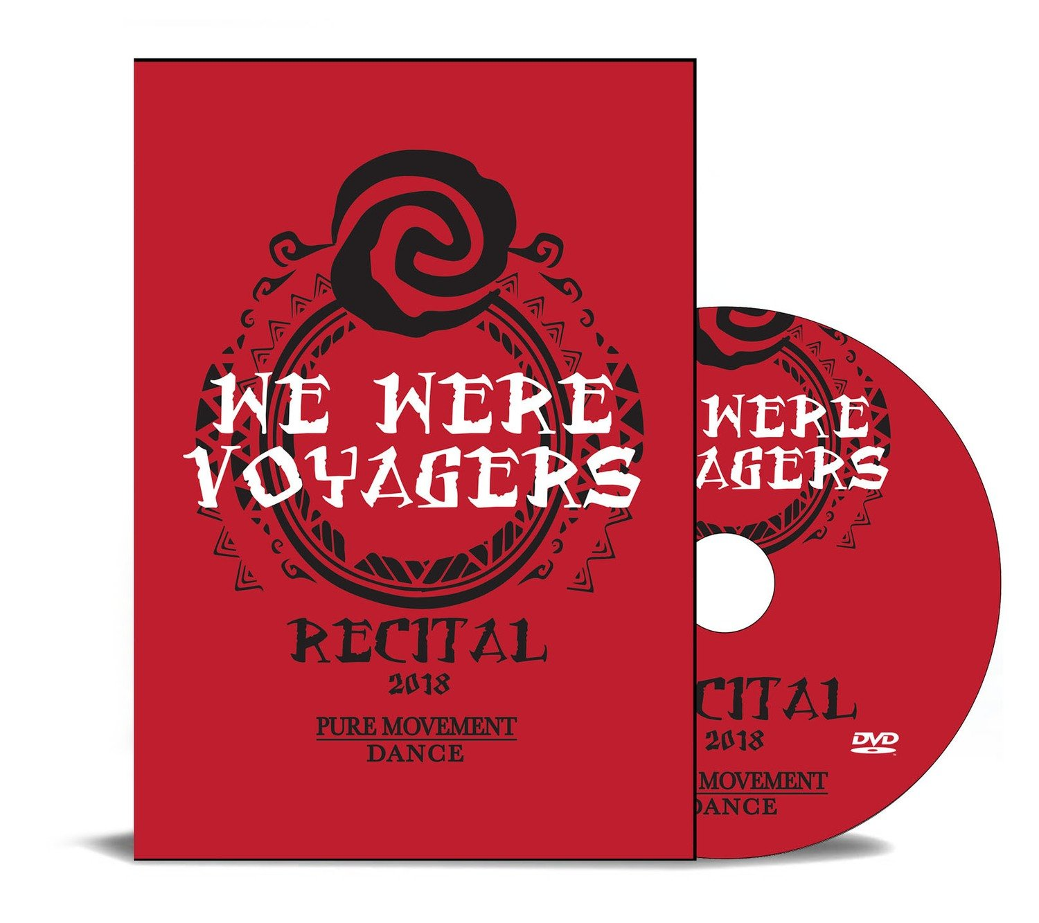 We Were Voyagers 2018 SHOW 2 DVD