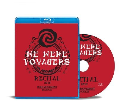 We Were Voyagers 2018 SHOW 1 Blu-ray
