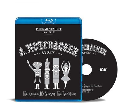 Pure Movement 2018 - The Nutcracker Compilation - Blu-ray