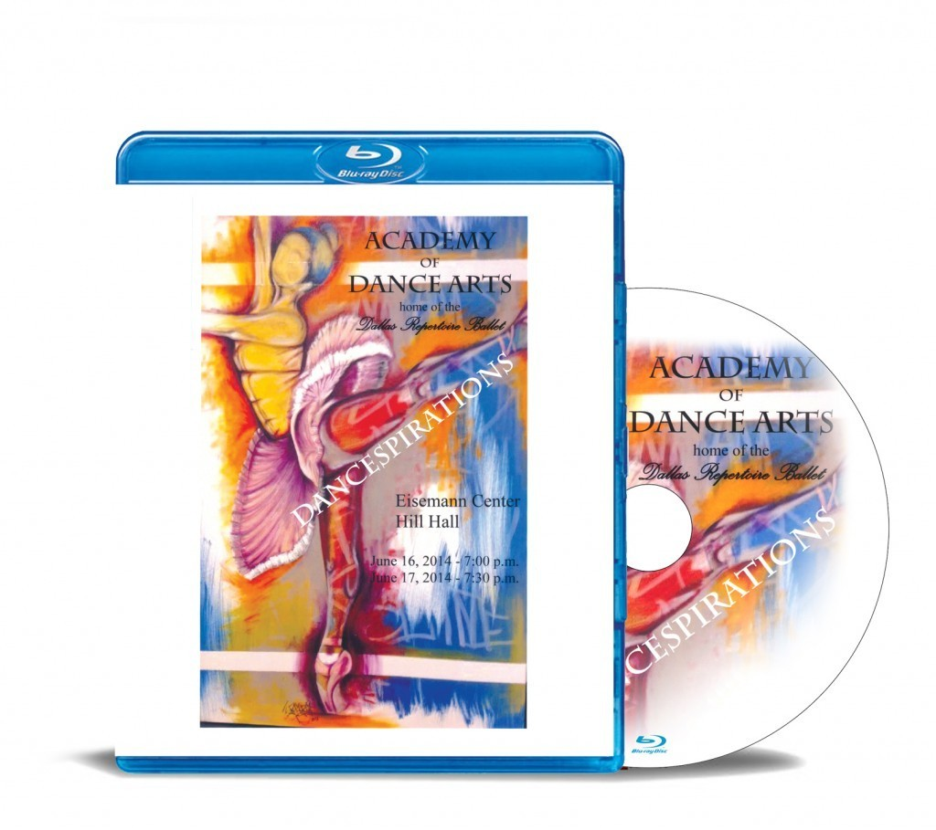 DANCESPIRATIONS 2014 Blu-ray