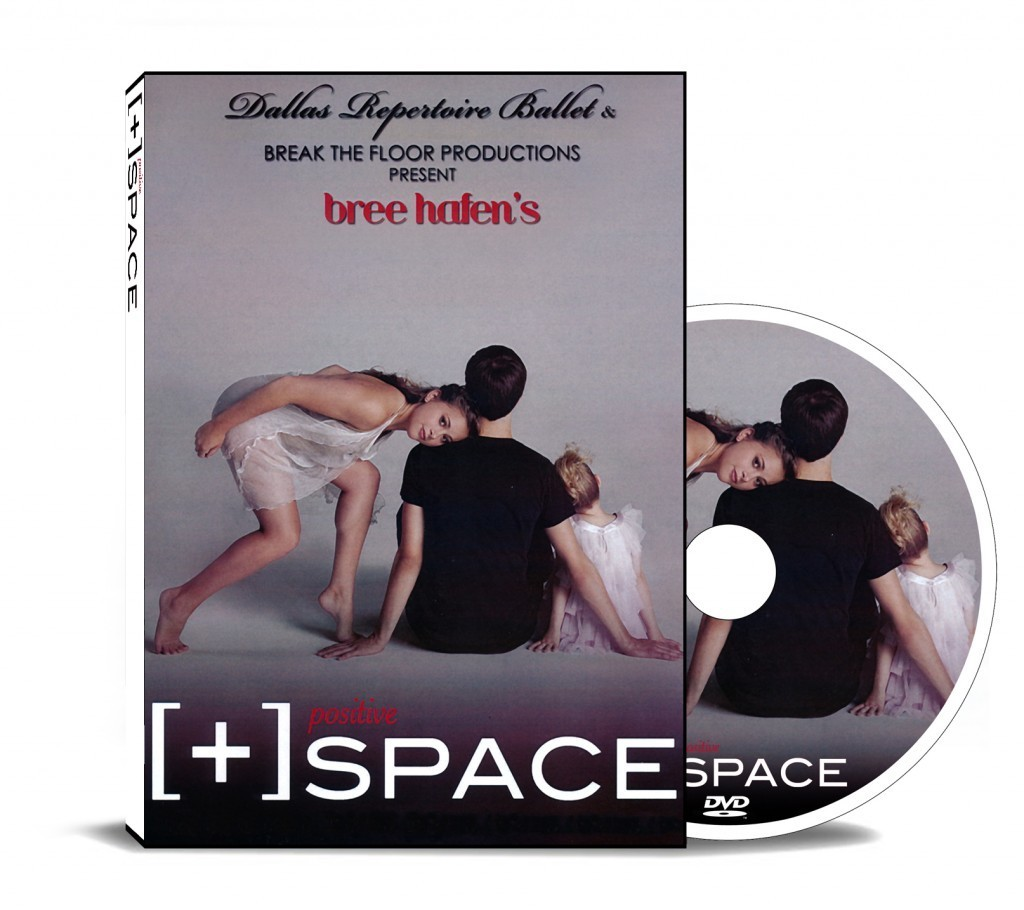 Positive Space 2013 DVD