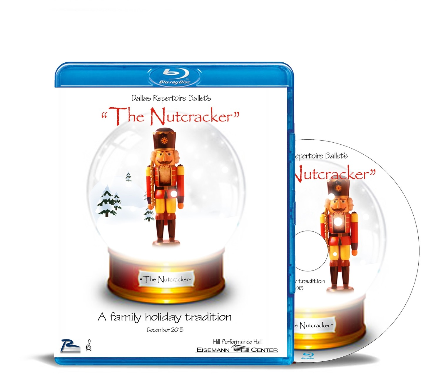 The Nutcracker 2013 Blu-ray