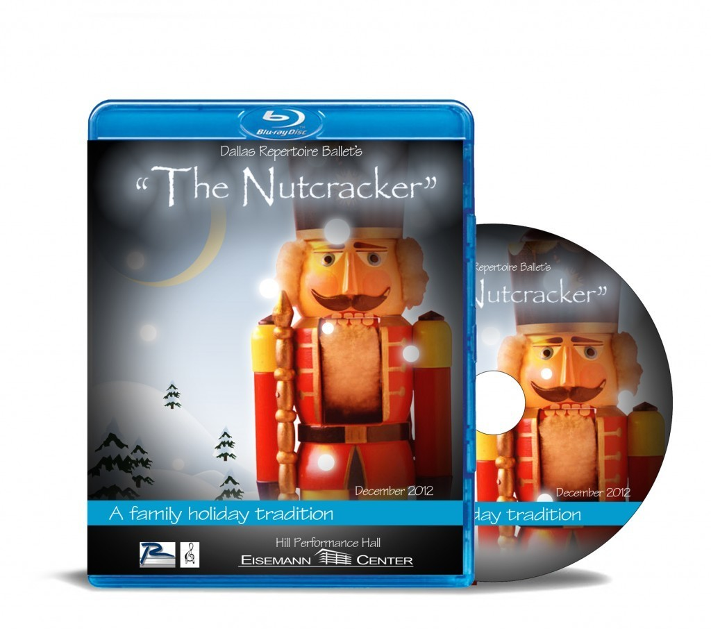 The Nutcracker 2012 Blu-ray