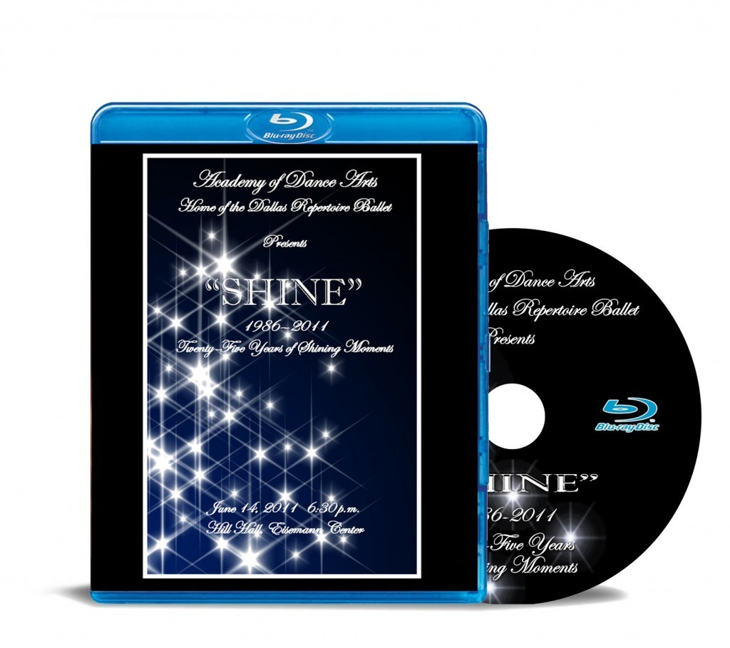 Shine 2011 Blu-ray