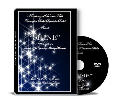 Shine 2011 DVD