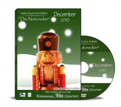 The Nutcracker 2010 DVD