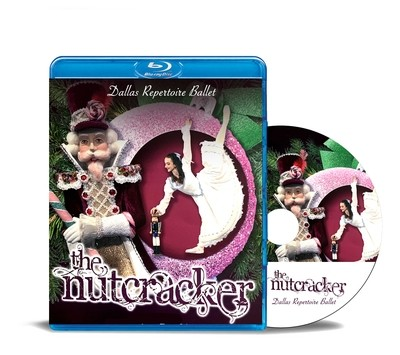 The Nutcracker 2018 Blu-ray