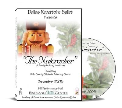 The Nutcracker 2006 DVD