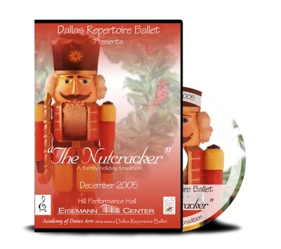 The Nutcracker 2005 DVD