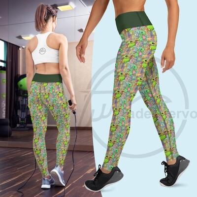 Yoga and fitness Leggings