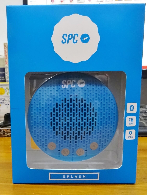 Altavoz con Bluetooth SPC BT Splash 2/ 5W/ 1.0/ Az
