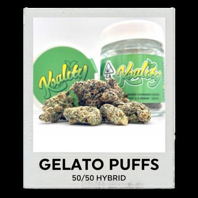 Gelato Puffs (50/50 Hybrid)