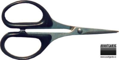 Silhouettenschere Spitz Länge 10 cm