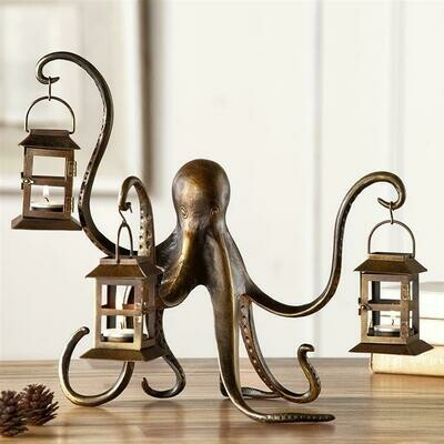 OCTOPUS T-LIGHT LANTERN