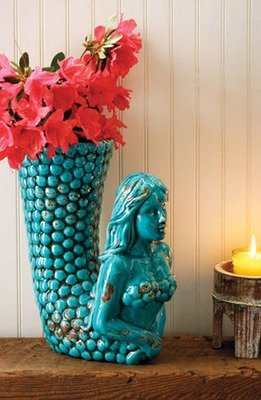 VASE-MERMAID CHIC