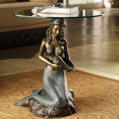 DESIGNER TABLE-MERMAID